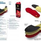 Spenco PolySorb Walker Runner Insoles Shoe Inserts Arch Support 38-385 Men's 8-9 Women's 9-10 Size 3