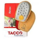 TACCO 626 Relax Orthotic Heel Support Shoe Cushions Leather Insoles Inserts Medium Size