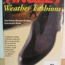 Tingley Stretch 1200 Boot Shoe Rubber Overshoes Galoshes Waterproof Rain Snow X-Large Men's 11-12.5