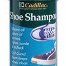 Cadillac Shoe Sneaker Shampoo with Brush Cap Aerosol Spray Can 7 oz.