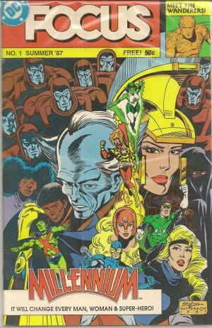 THE WANDERERS MILLENNIUM ISSUE ONE DC FOCUS