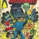 MICRONAUTS FIRST ISSUE MARVEL COMICS