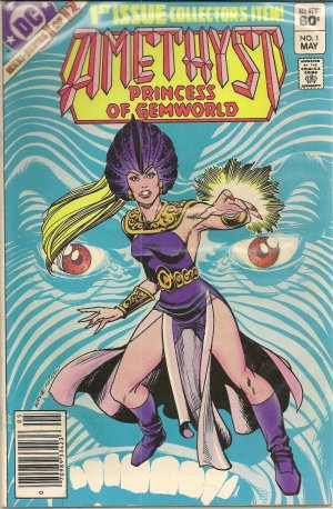 AMETHYST PART ONE OF TWELVE DC COMICS