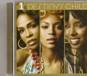 DESTINY'S CHILD NUMBER ONE HITS