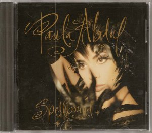 PAULA ABDUL SPELLBOUND CD