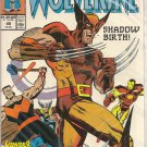 WOLVERINE ISSUE 45  SHADOW BIRTH MARVEL COMICS