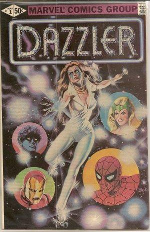 DAZZLER ISSUE 1 MARVEL COMICS
