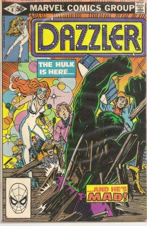DAZZLER ISSUE 6
