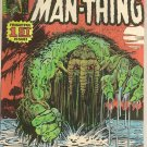 THE MAN-THING ISSUE 1 MARVEL COMICS
