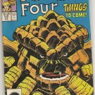 FANTASTIC FOUR ISSUE 310 MARVEL COMICS