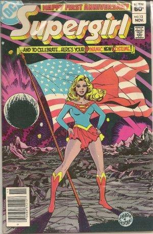DARING NEW ADVENTURES OF SUPERGIRL ISSUE 13 DC