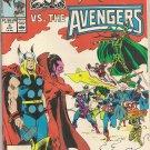 MEPHISTO VS. THE AVENGERS ISSUE 4
