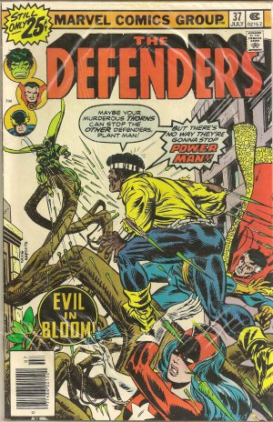 DEFENDERS ISSUE 37