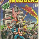 INVADERS KING-SIZE ANNUAL ISSUE 1 MARVEL COMICS