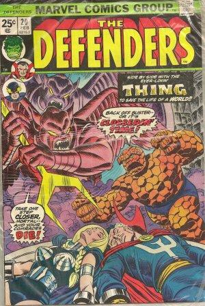 DEFENDERS ISSUE 20 MARVEL COMICS