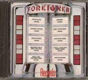 FOREIGNER CD