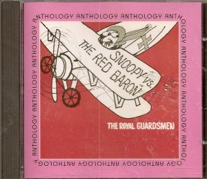 SNOOPY VS THE RED BARON CD ANTHOLOGY