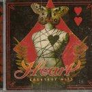HEART CD GREATEST HITS