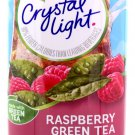 6 10-Quart Canisters Crystal Light Raspberry Green Tea Drink Mix