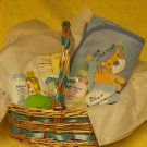 Baby Boy Welcome Home Gift Basket
