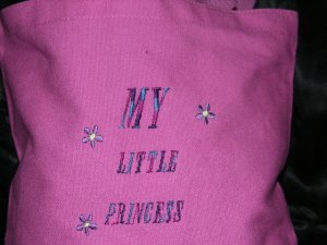 My Little Princess Tote