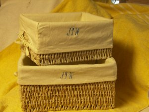 Customized Basket Liners