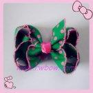 Emerald-Dot-Hot Pink