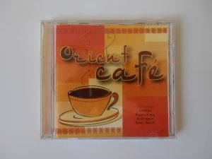 cd music orient cafe