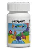 DINOMINS CHILDREN'S VITAMINS
