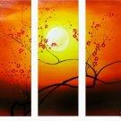 "Modern flower oil painting on Canvas ""tree034"""