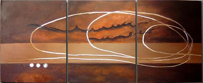 Modern Abstract oil paintings on Canvas abstract  093