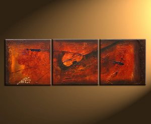 Modern Abstract oil paintings on Canvas abstract  111