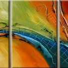 Modern Abstract oil paintings on Canvas abstract 115