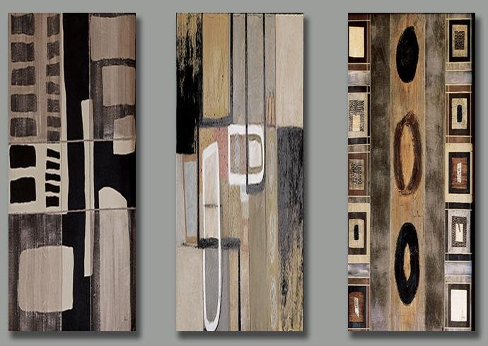Modern Abstract oil paintings on Canvas abstract 161