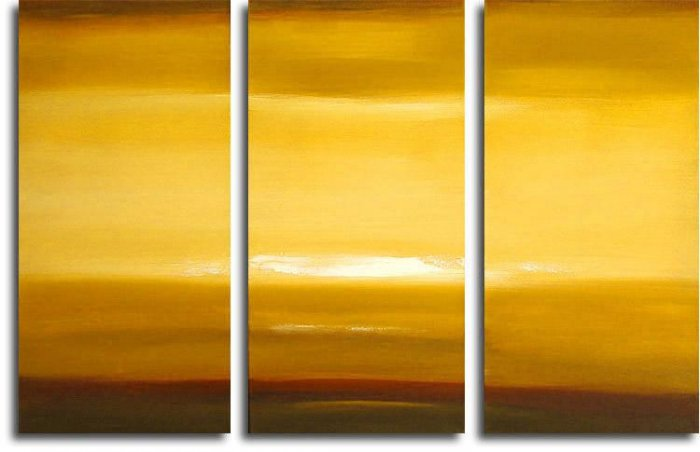Modern seascape oil paintings on Canvas Illusion 204
