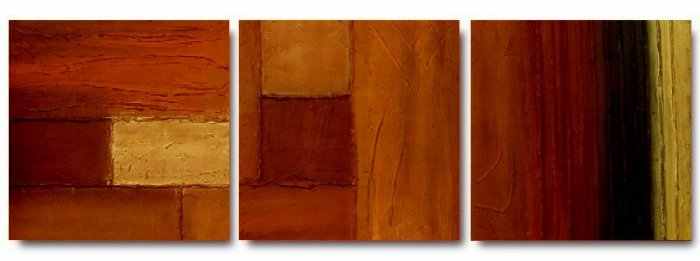 Modern Abstract oil paintings on Canvas Illusion 207