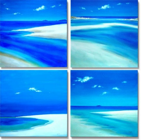 """Modern Abstract oil painting on Canvas """"Illusion 399"""""""