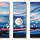 "Dafen Modern flower oil painting on Canvas ""flower 235"""