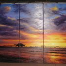"""Dafen Modern oil painting on Canvas """"sunglow492"""""""