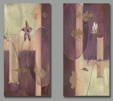 Modern oil painting on Canvas abstract painting set157