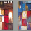 Modern oil painting on Canvas abstract painting set159