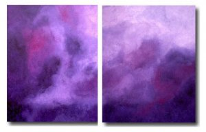 Modern oil painting on Canvas abstract painting set258