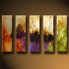 Modern oil painting on Canvas abstract painting set 368