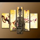 Contemporary zen art Buddha oil painting Buddha005