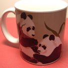COLLECTIBLE PORCELAIN OTAGIRI PANDA COFEE TEA MUG