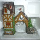 DICKENS VILLAGE SERIES POSTERN #9871-0 10TH ANNIVERSARY DEPT 56 HERITAGE VILLAGE