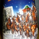 CLYDESDALE 1900-1999 BUDWEISER CS-389 A CENTURY OF TRADITION HOLIDAY BEER STEIN