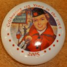 COMMEMORATIVE SALVATION ARMY 2005 CHRISTMAS 125 YRS ANNIVERSARY PAPER WEIGHT