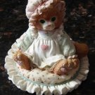 ENESCO CALISTO KITTENS COLLECTION 'JUST THINKING ABOUT YOU' PRISCILLA HILLMAN