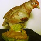 VINTAGE ROYAL CROWN WILD BIRD FIGURINE QUIAL